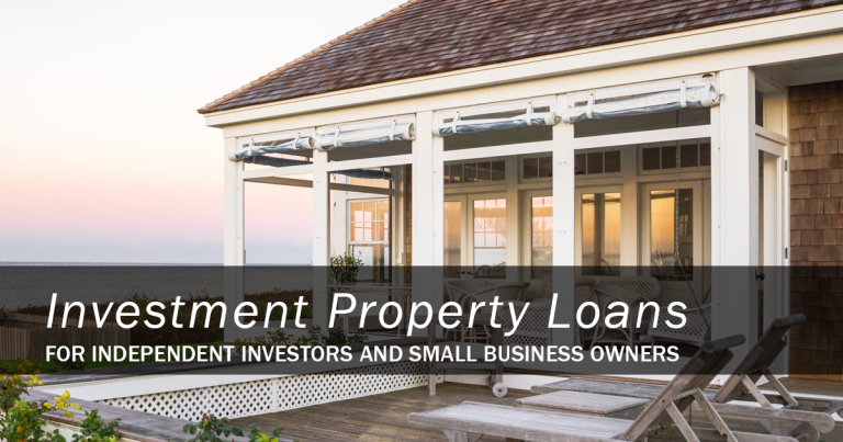 Commercial Real Estate Investment Property Loans